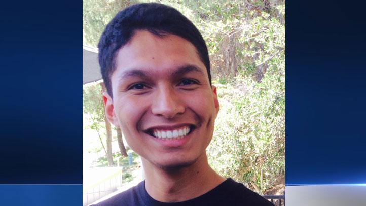 Armando Villa, a 19-year-old