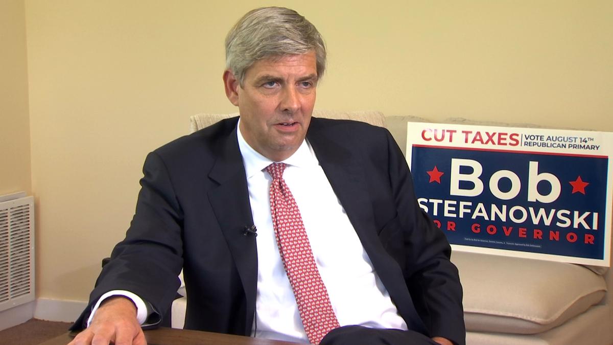Stefanowski Campaign Clarifies Comments on Immunization Laws