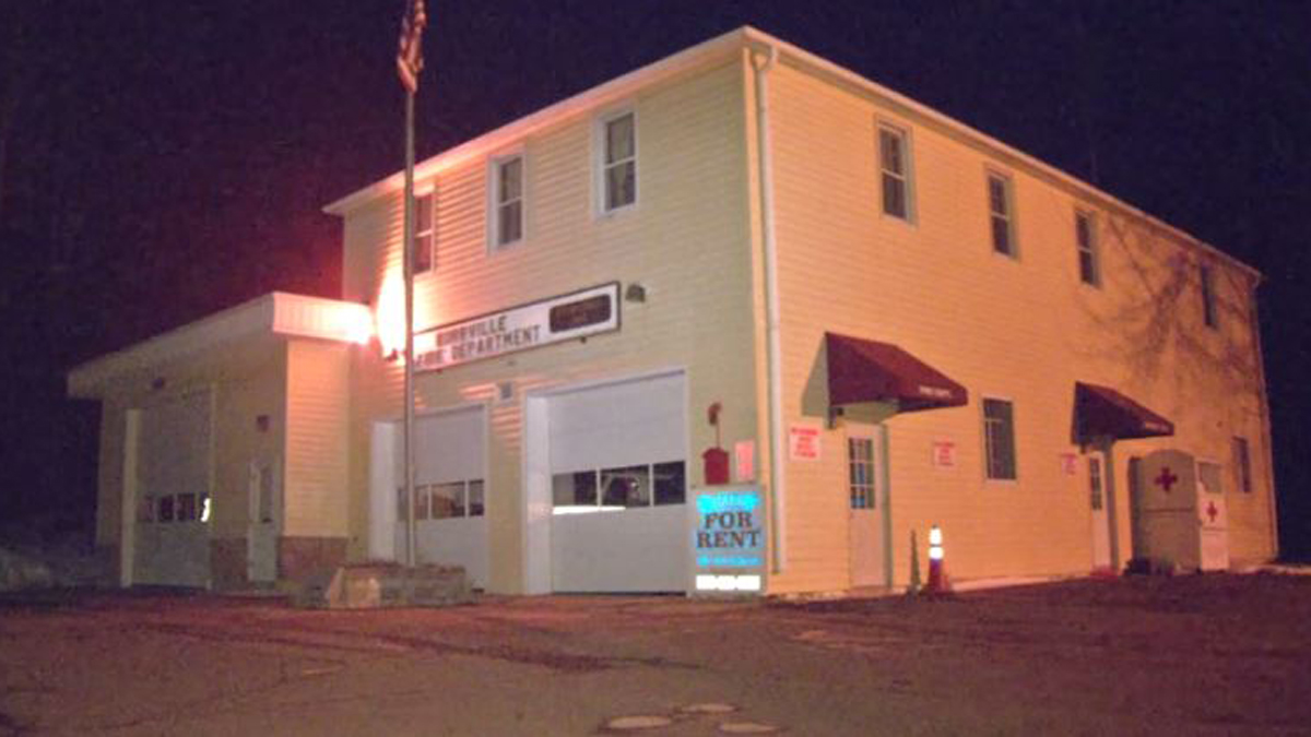 Burville Volunteer Fire Department