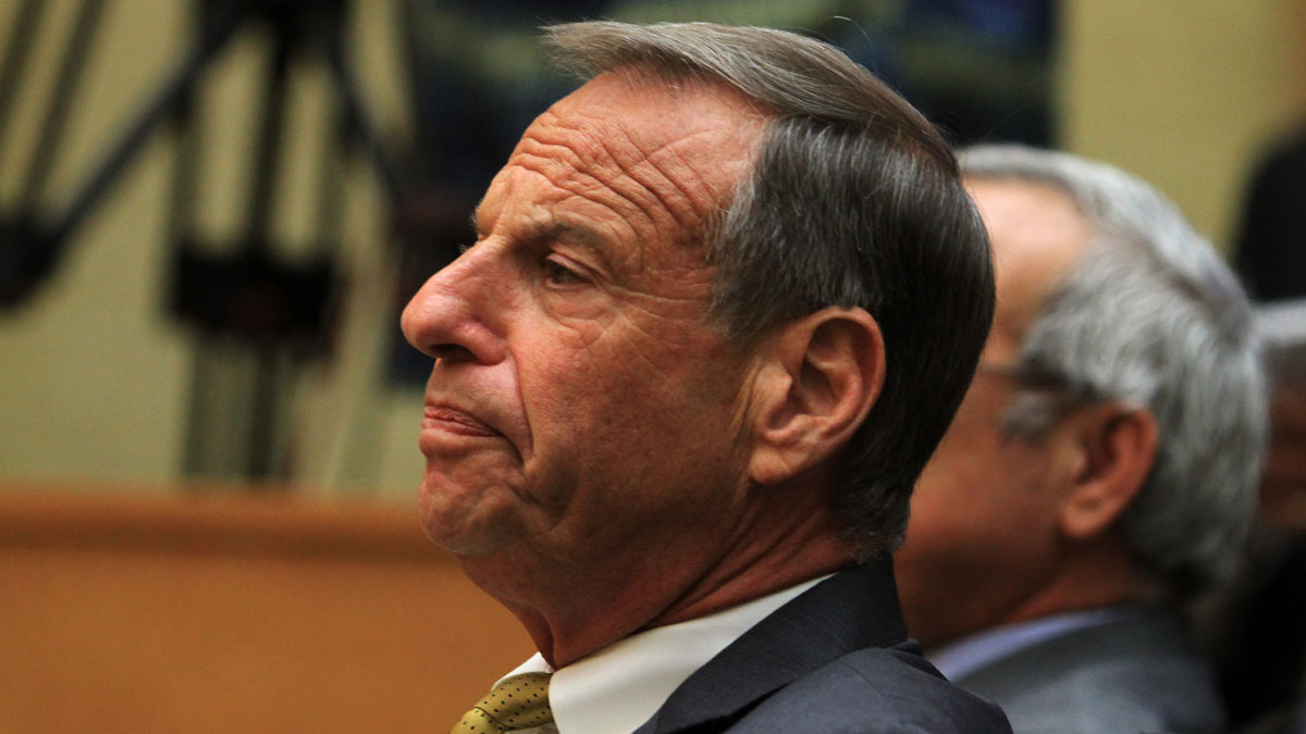 Filner – who was caught up in a massive scandal earlier this year involving a multitude of women and allegations of sexual harassment – will be sentenced on criminal charges stemming from that scandal Monday at 9 a.m. in a downtown San Diego courtroom.
