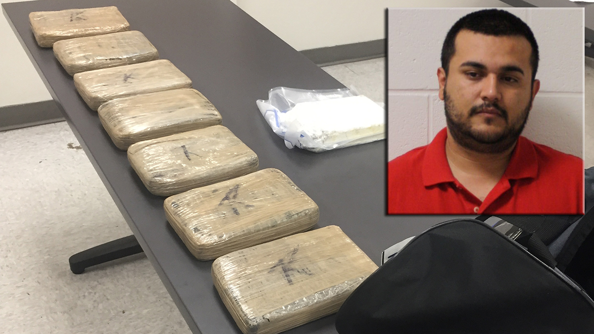 Branford police have arrested a Ohio man after finding $2 million-worth of fentanyl and tramadol during a traffic stop, according to police.