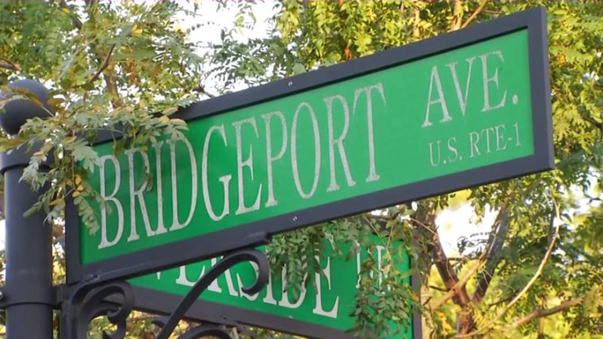 Bridgeport Avenue in Milford