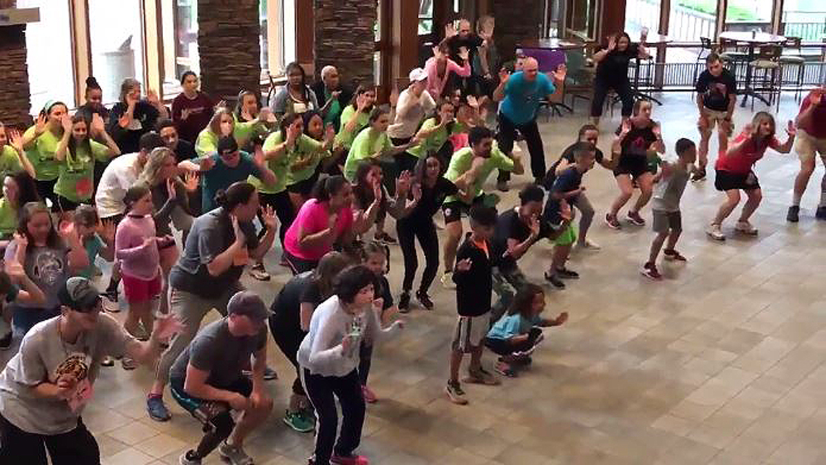Camp No Limits in Hamden supports young people with limb differences and limb loss.