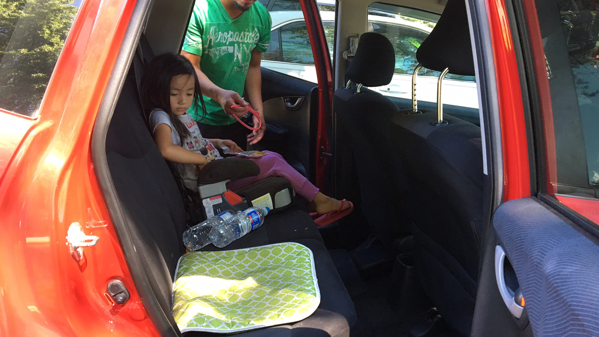 Beginning this fall, a new law goes into effect strengthening Connecticut's passenger safety laws for children.
