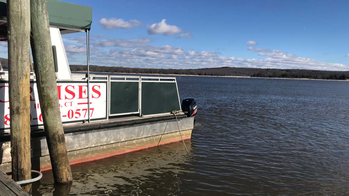 Ice Jam Fears Ease for Some Marina Owners on Conn. River