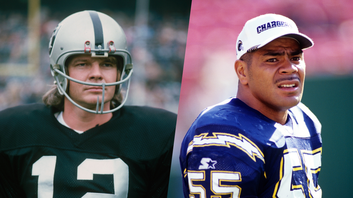 Ken Stabler and Junior Seau were both celebrated players who were posthumously diagnosed with chronic traumatic encephalopathy, or CTE. Some former players believe medical marijuana can help clear their heads, or even treat the often-debilitating symptoms of CTE.
