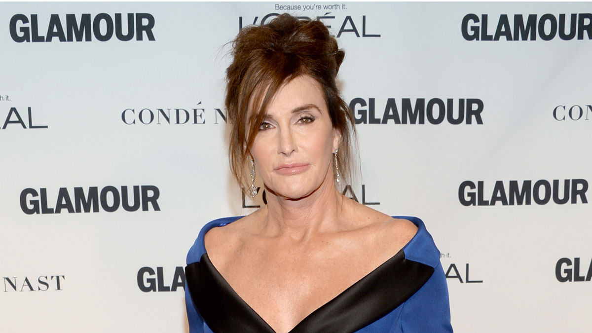 Caitlyn Jenner attends the 25th annual Glamour Women of the Year Awards at Carnegie Hall on Nov. 9.