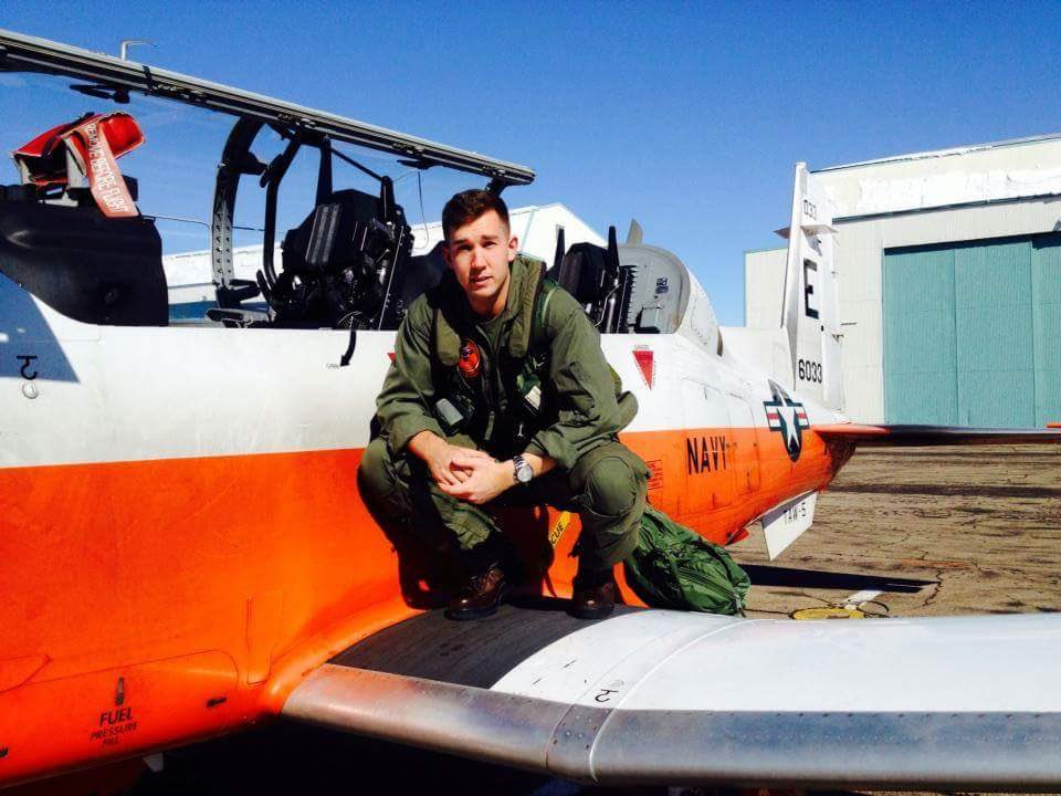 Marine 1st Lt. Benjamin Cross was one of the three killed when an aircraft crashed off the coast of Australia on Saturday, Aug. 5, 2017. Cross' family mourns their loss, calling him