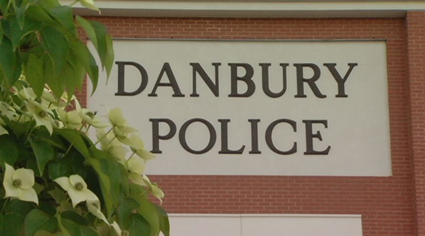 Locust Avenue was closed in front of Danbury Hospital because of police activity, according to Danbury police.