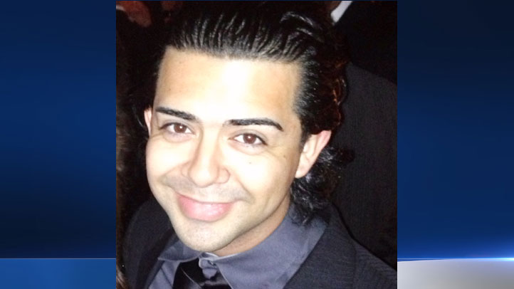 Darwin Vela, 22, was found Friday, Nov. 22, 2013, after going missing days earlier while walking his dog.