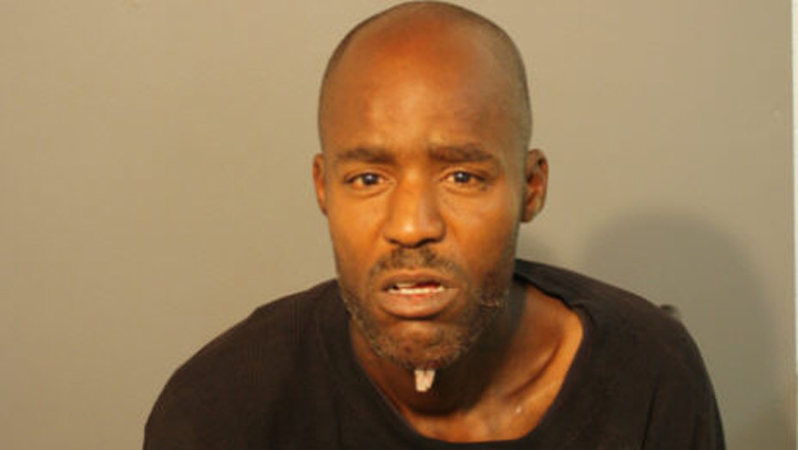 Derrick Ray was jailed on multiple felony and misdemeanor charges.