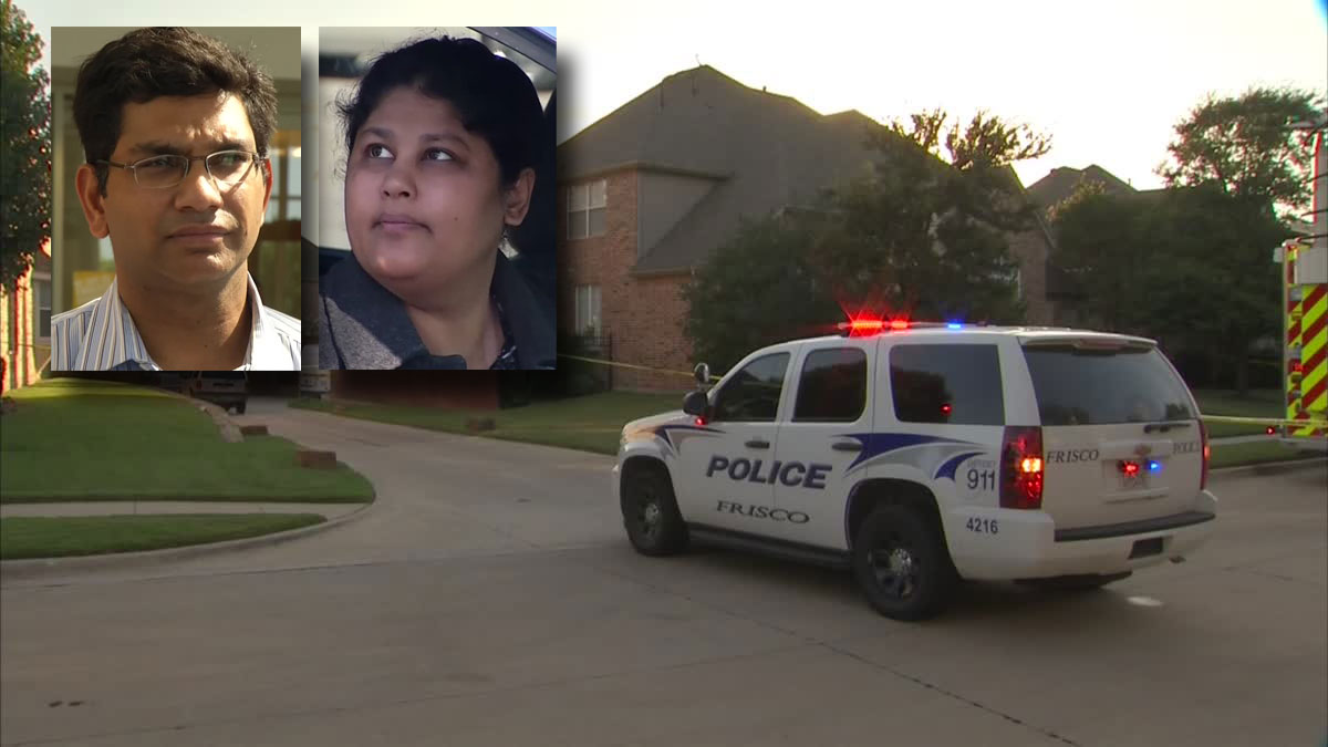 The Frisco Police Department releases details about the deaths of Sumeet and Pallavi Dhawn based on the official autopsy report.