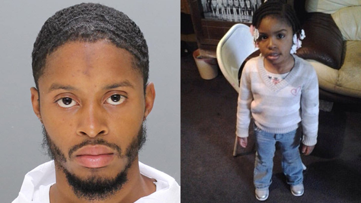 Douglas Woods, 22, is charged in the shooting death of 3-year-old Tynirah Borum.
