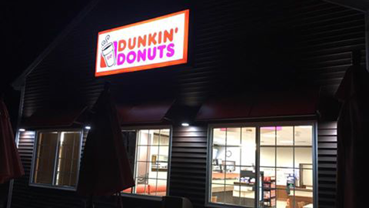 East Windsor police are investigating a robbery at the Dunkin' Donuts on North Road Tuesday.