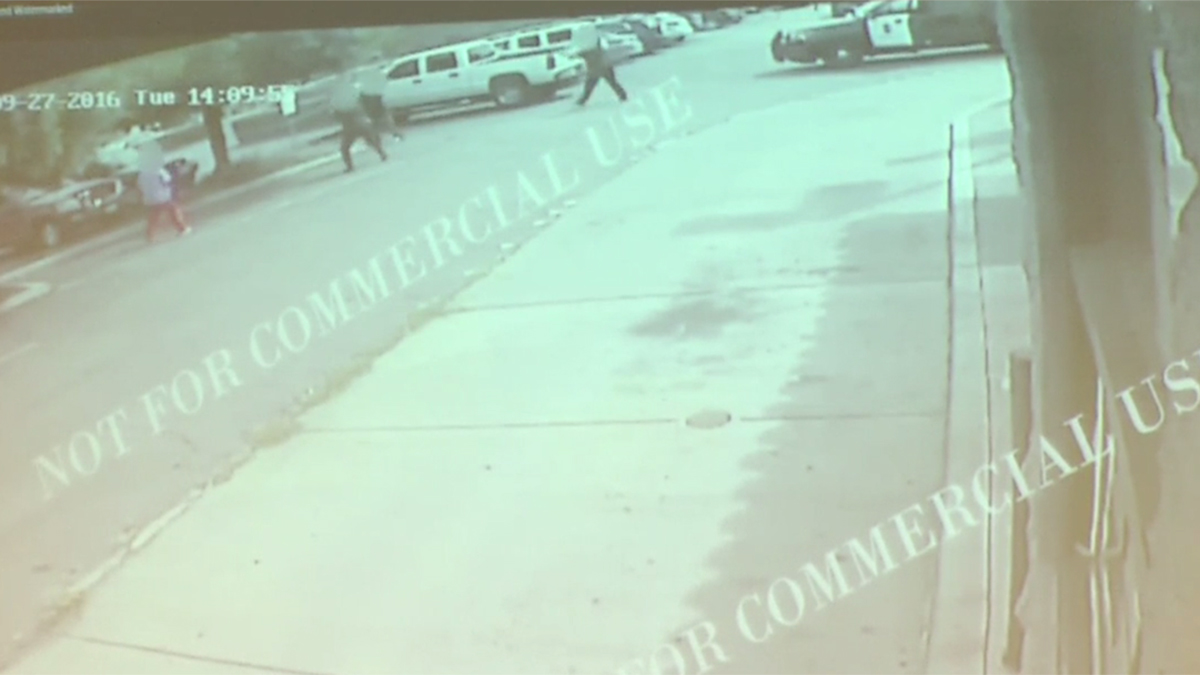 The El Cajon Police Department released the full video of the shooting of Alfred Olango on Sept. 30, 2016.