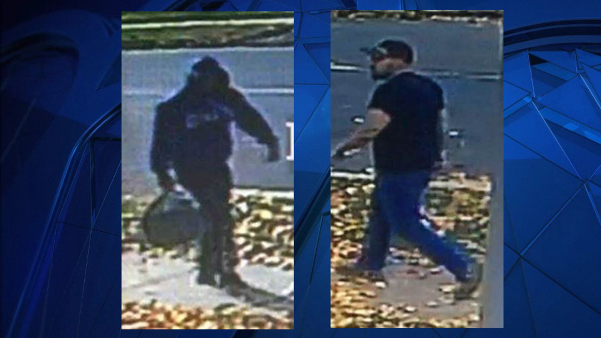 East Haven police said the man pictured above is the suspect in a home burglary on Prospect Place.
