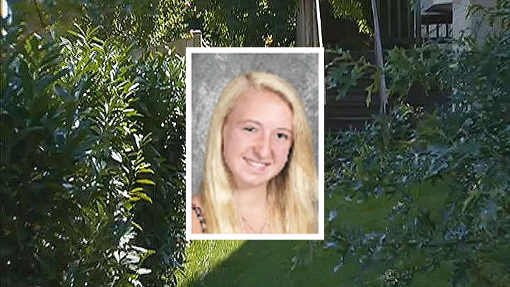 The body of Emylee Lonczak, 16, was found in Fairfax County, Va., the morning of Aug. 23.