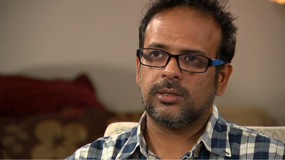 Farhan Khan, brother-in-law of Syed Farook, spoke to NBC News on Thursday about the mass shooting that left 14 people dead and 21 people injured. He told NBC's Lester Holt Farook's actions had nothing to do with religion.