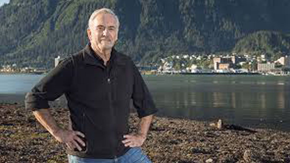 Juneau, Alaska, Mayor Greg Fisk was found dead in his home Monday. He was elected mayor last month.