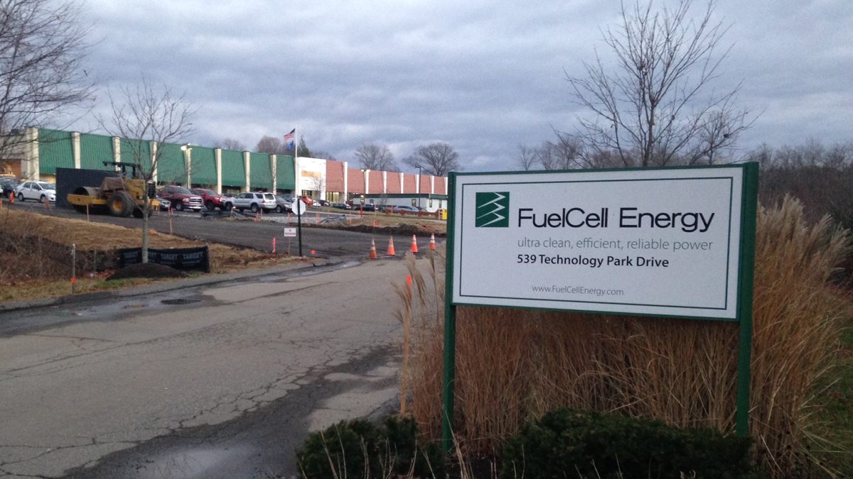 Danbury-based FuelCell Energy, Inc. is cutting 96 jobs and the cuts are at the North American production facility in Torrington, corporate offices in Danbury and remote locations.
