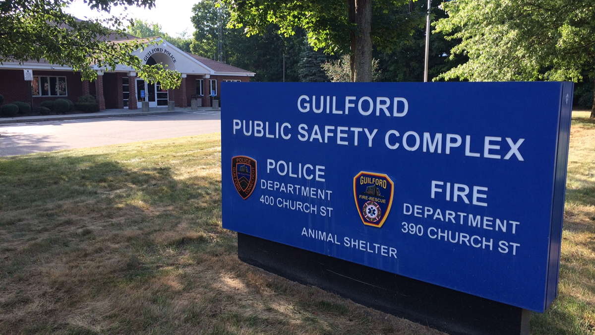 Guilford police are warning residents about a recent string of daytime burglaries all across town.