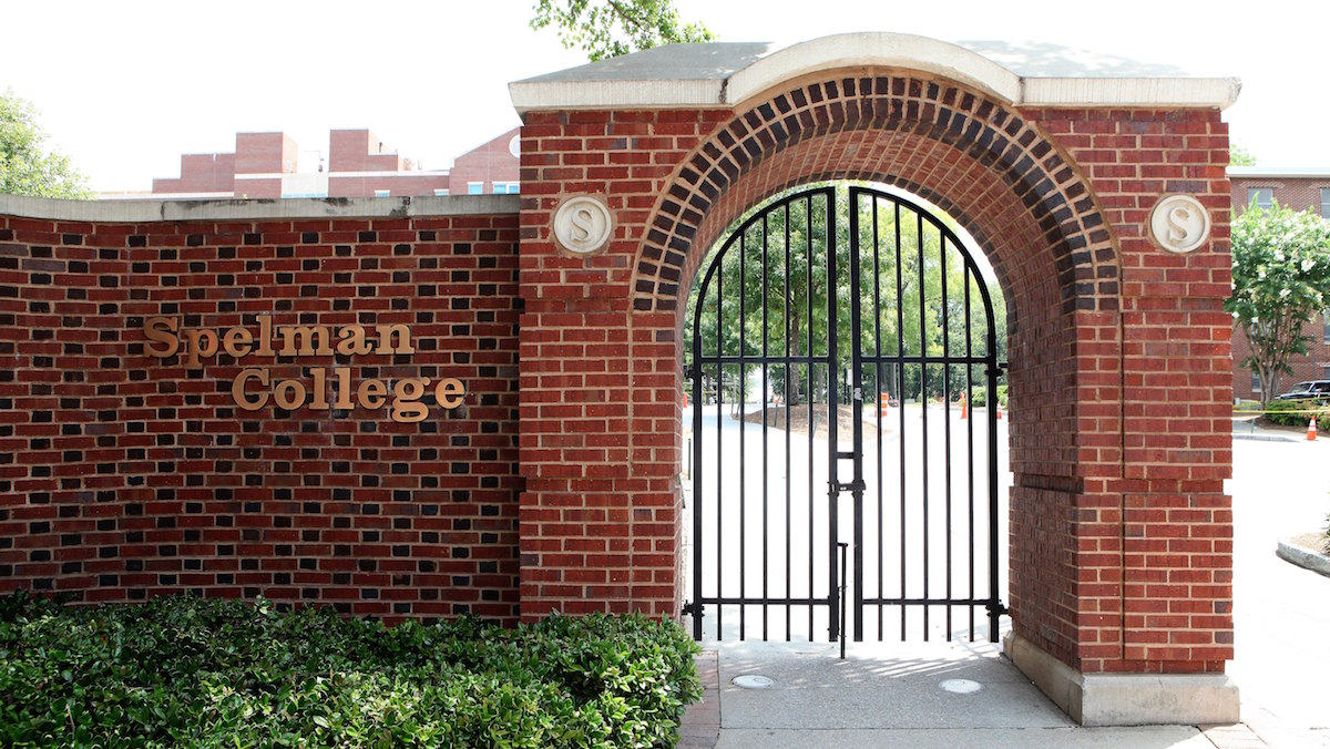 Spelman College (founded 1881) on July 18, 2015 in Atlanta, Georgia. The poster on a Twitter account said she was a freshman at Spelman who was gang-raped by a group of Morehouse College students at a party.