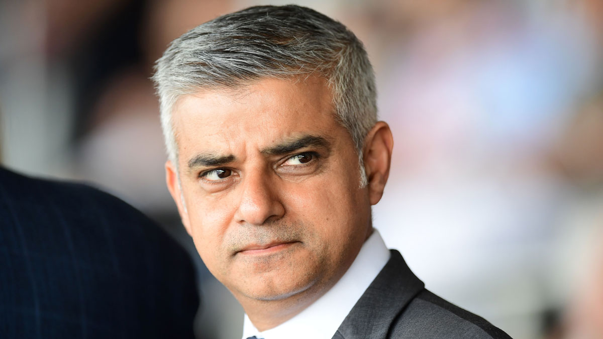 Britain's new London Mayor, Sadiq Khan, said in an interview with NBC News Friday he wants to educate Donald Trump on Islam and show the presumptive Republican presidential nominee that being Muslim and Western isn't mutually exclusive.