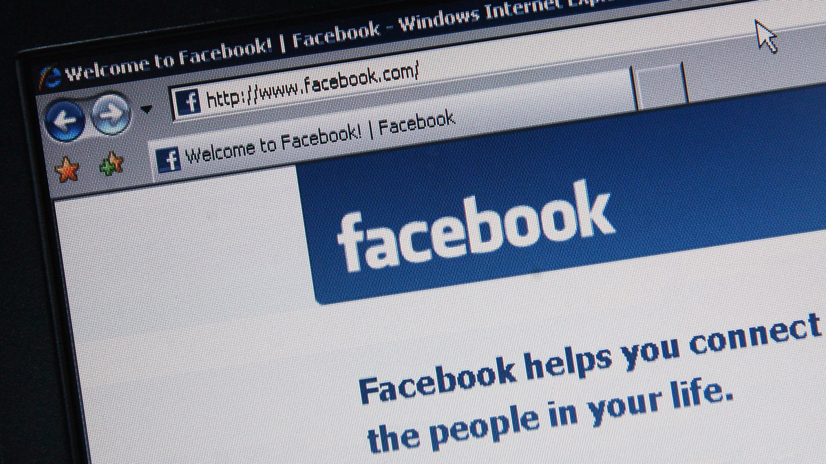 In this photo illustration the Social networking site Facebook is displayed on a laptop screen on March 25, 2009 in London, England. A new tool on Facebook allows users to flag stories that they believe to be