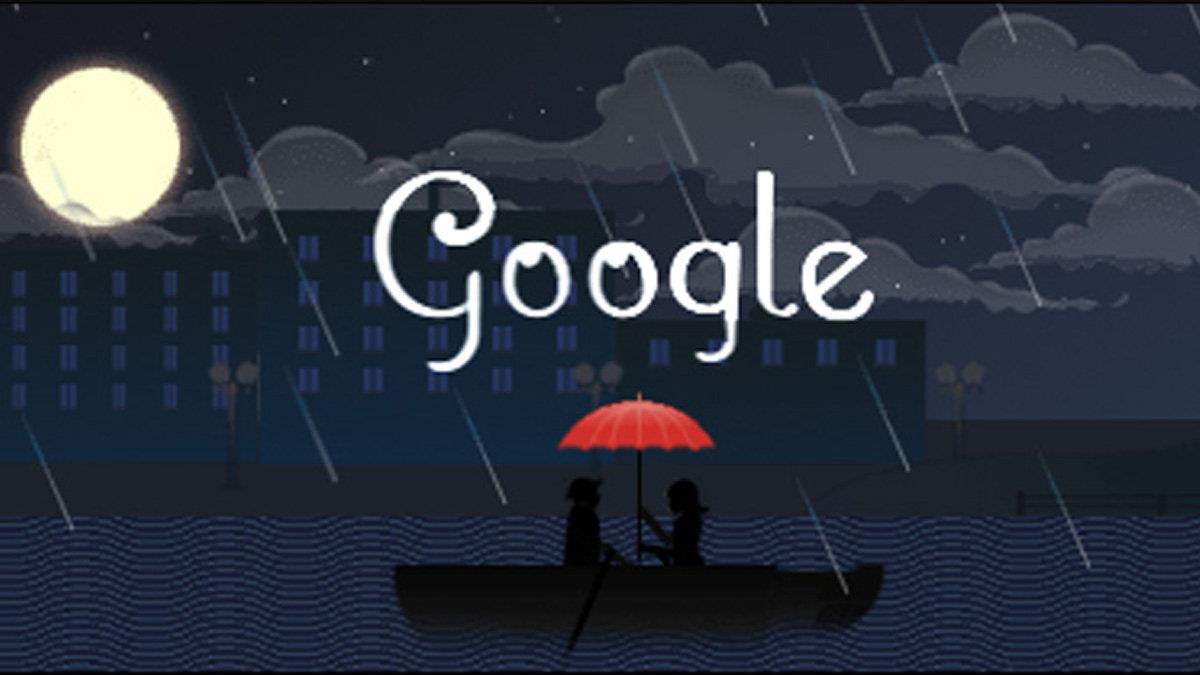Google debuted its latest Google Doodle that commemorates French composer, Claude Debussy's 151st birthday.