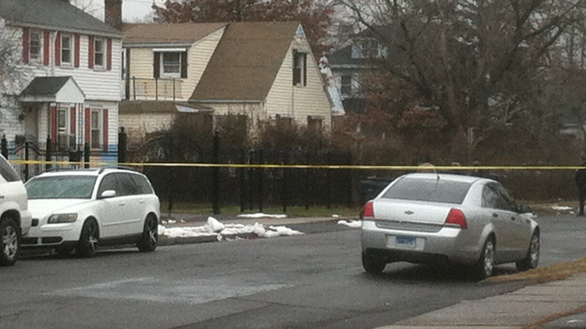 Hartford police are investigating after a man was found suffering serious head trauma on Becket Street Tuesday.
