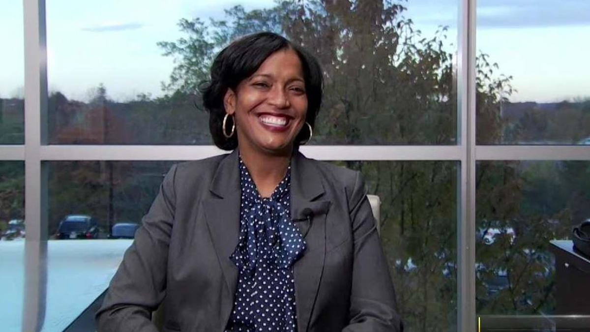 Democrat Jahana Hayes sat down with NBC Connecticut as she prepares to represent the state's 5th Congressional District.