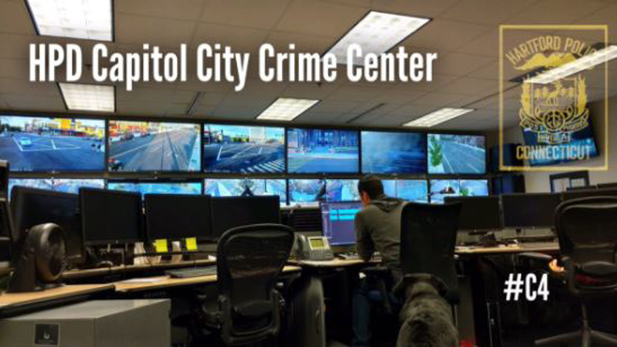 Hartford police say Crime Center detectives are watching international events closely and that the threat appears isolated to the UK at this time.