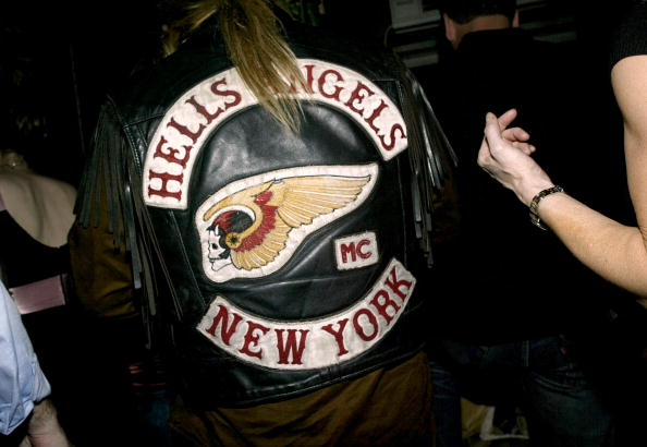 A member of the New York Hells Angels Chapter.