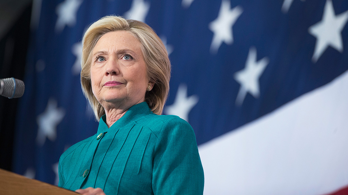Former Secretary of State Hillary Rodham Clinton   announced her run  for president on April 12. The former first lady, who ran in the 2008 Democratic primary, is considered a front-runner for the party's nomination this time around.