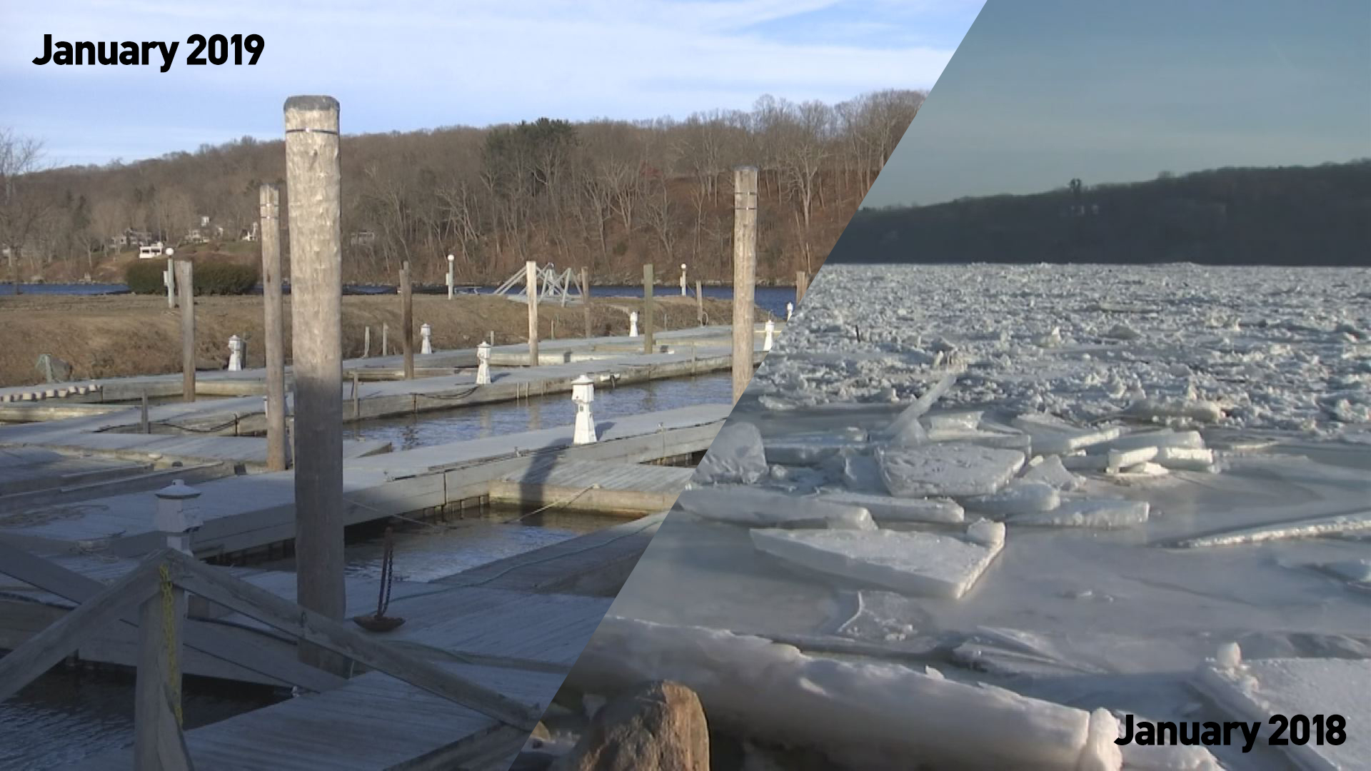 One Year Later: Ice Jam Aftermath