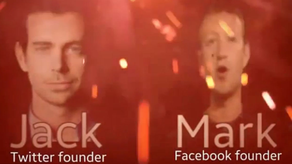 A video released Feb. 23, 2016 by a pro-ISIS hacking group threatens Mark Zuckerberg and Jack Dorsey for targeting ISIS-affiliated social media pages.