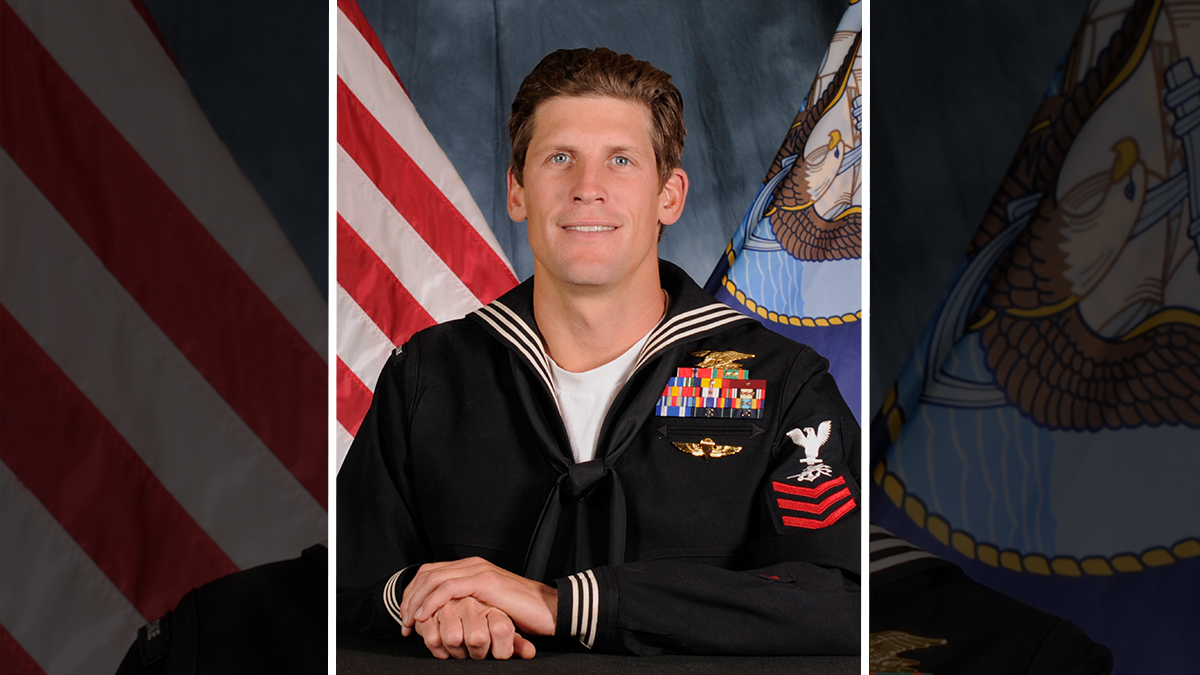 Special Warfare Operator 1st Class Charles Keating IV, 31, of San Diego. Navy SEAL Keating was shot and killed May 3, 2016, in Iraq during a gun battle that involved more than 100 Islamic State fighters.