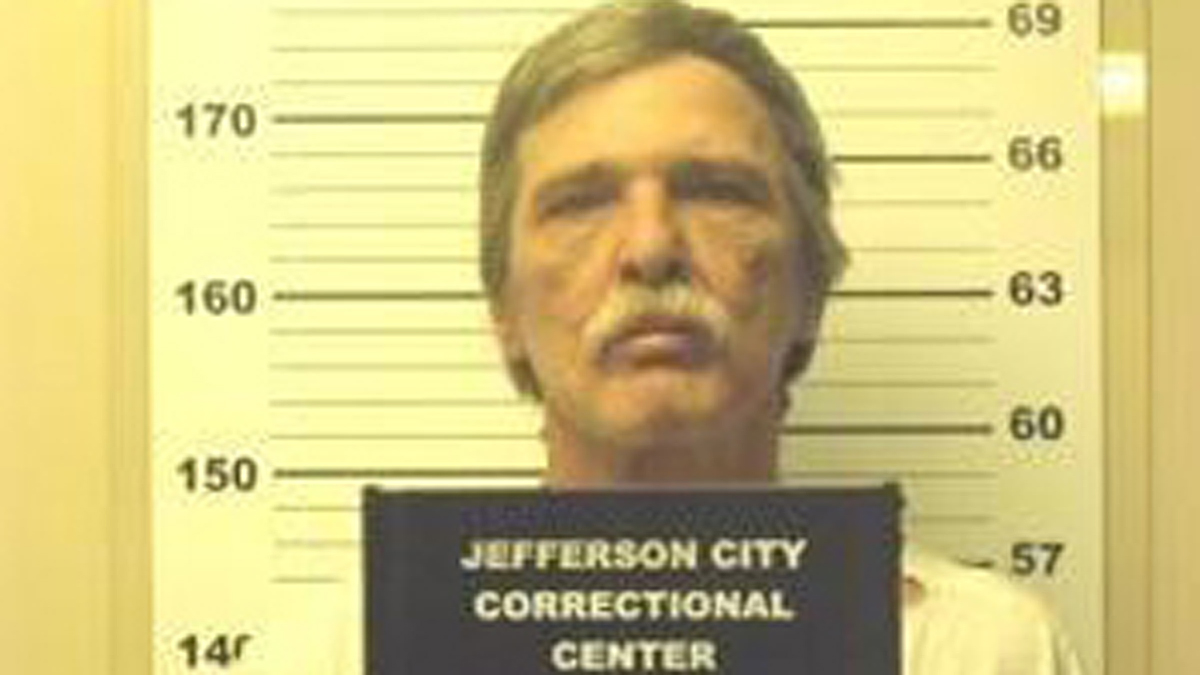 This undated photo provided by the Jefferson City Correctional Center shows Jeff Mizanskey. The Missouri man sentenced to life without parole for marijuana-related offenses was set free.