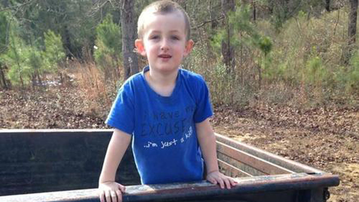 Jeremy Mardis was shot and killed on Tuesday, Nov. 2, 2015, when two Louisiana marshals fired into a car driven by his father, police said.
