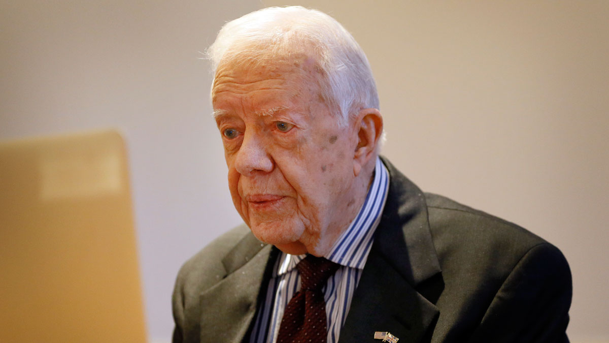 Former President Jimmy Carter told a church congregation he will no longer be treated for cancer as he has no need for it.