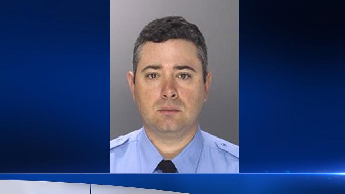 Philadelphia Police Officer Joseph Marion