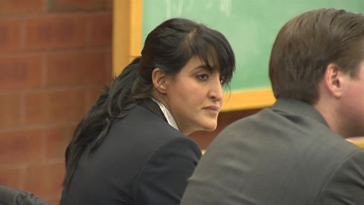 Tiffany Stevens is accused of trying to hire a handyman to kill her ex-husband.