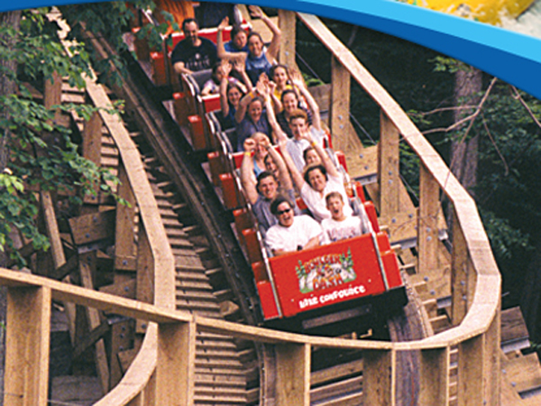 Lake Compounce opens for the summer season on Saturday, May 10, 2014.
