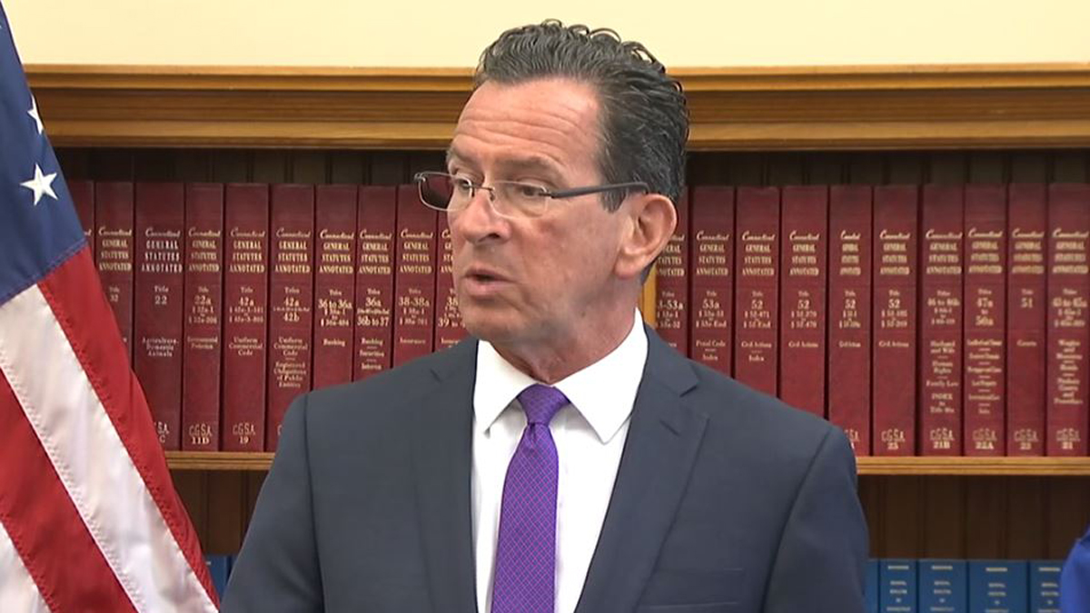 Gov. Dannel Malloy discusses his concerns with the GOP-backed budget passed by the General Assembly, and vows to veto it.