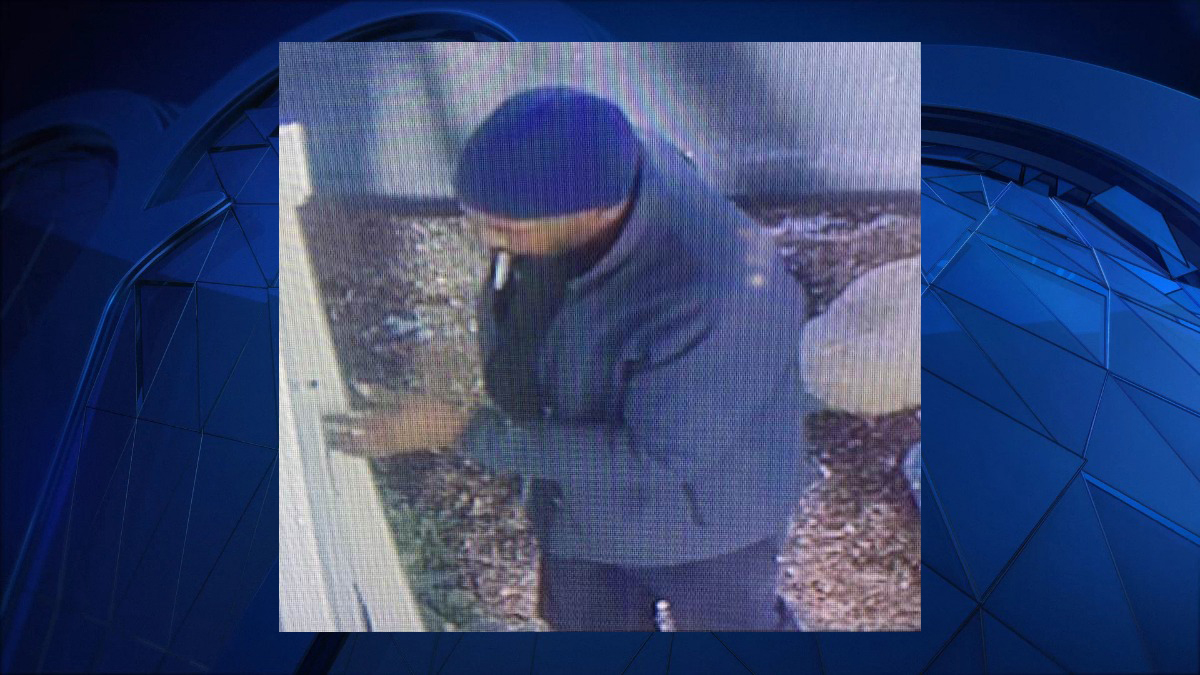 State police said the suspect pictured above stole a car from Main Street in Marlborough on New Year's Day