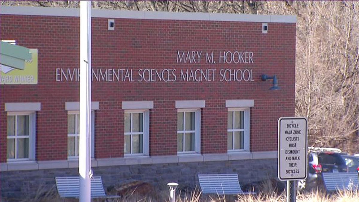 Mary M. Hooker Environmental Sciences Magnet School