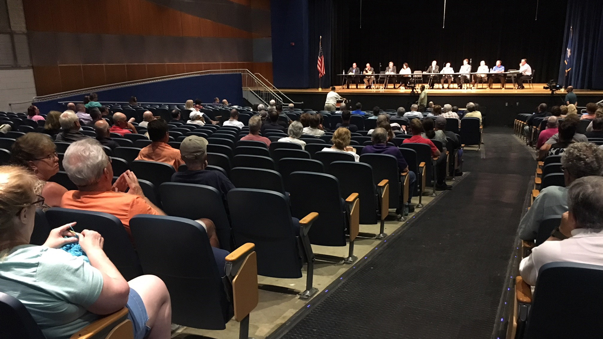 Meriden Scrambles to Satisfy Residents With New Budget