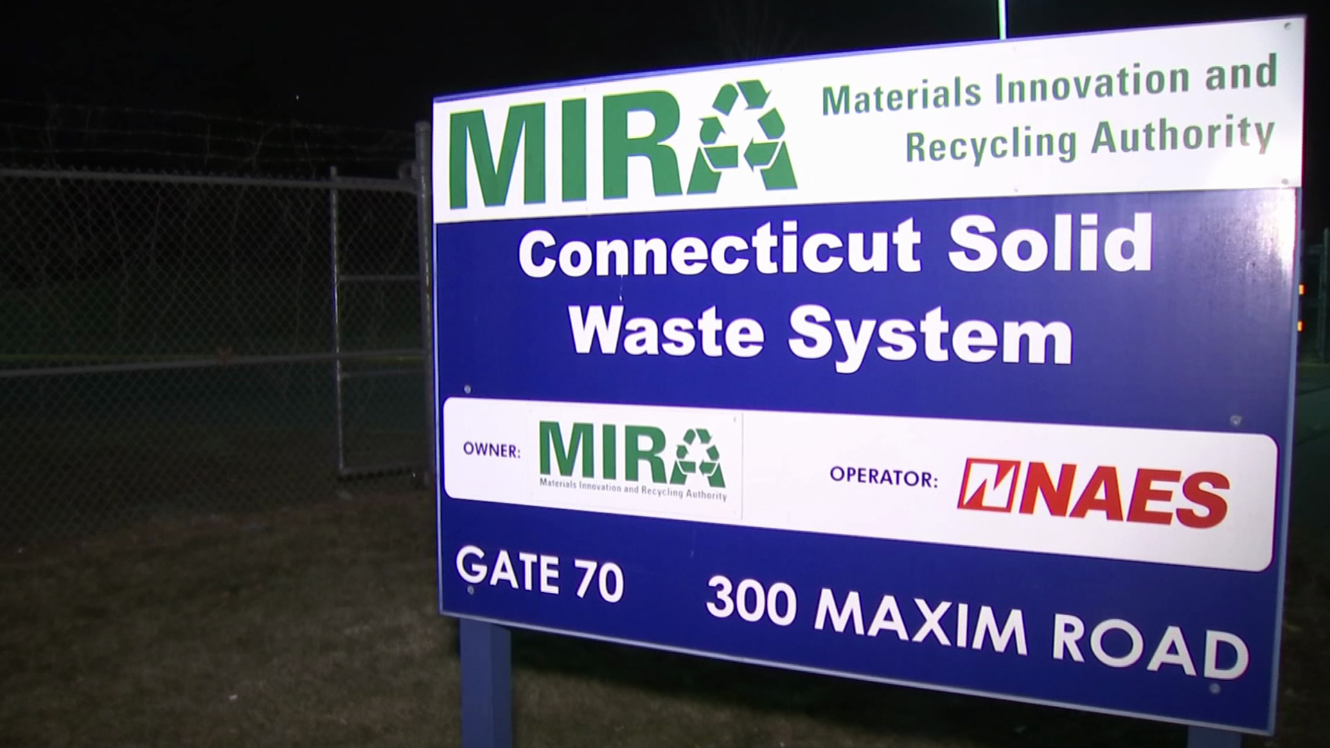 MIRA, a quasi-state entity, also known as Materials Innovation and Recycling Authority said their trash to energy plant sees around 750,000 tons of garbage each year.