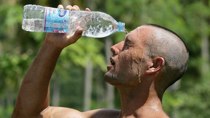The town of Simsbury has opened up some cooling centers for summer 2014.