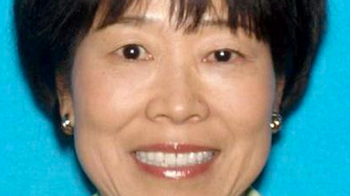 Miyuki Harwood was spotted by members of a search and rescue team not far from where she went missing near the Courtright Reservoir.